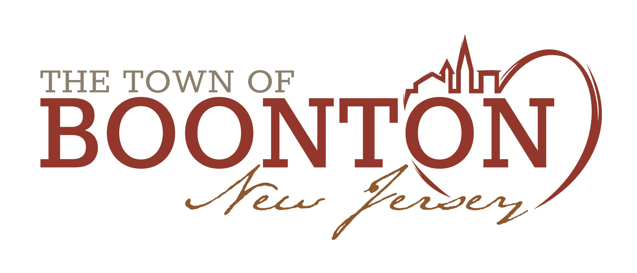 New Boonton Logo in High Res