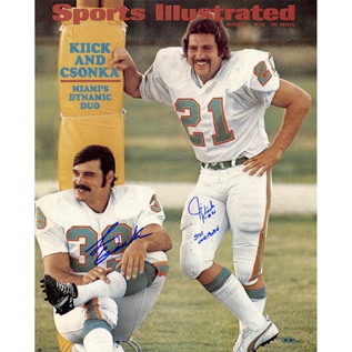 Sports Illustrated Kiick and Csonka, Miami's Dynamic Duo with more details