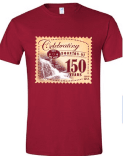Ceelbrating 150 years shirt