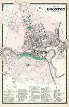 old boonton map