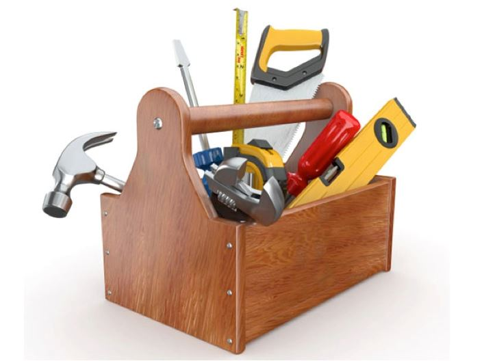 Home Repair Tool Box