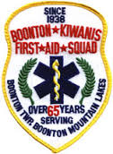 First Aid Squad Patch