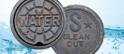 water and sewer covers