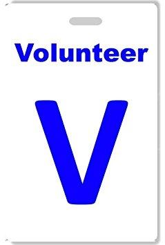 volunteer permit