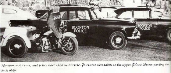 Historical photo of Police