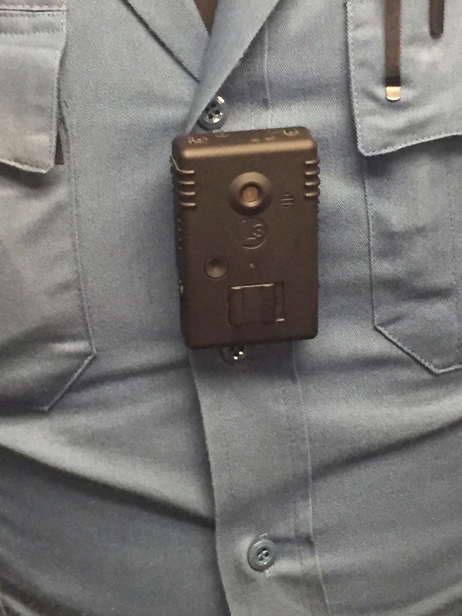 non active body camera
