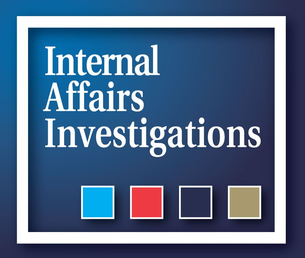 Internal Affairs Investigation Logo