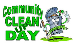 clean up day clip art